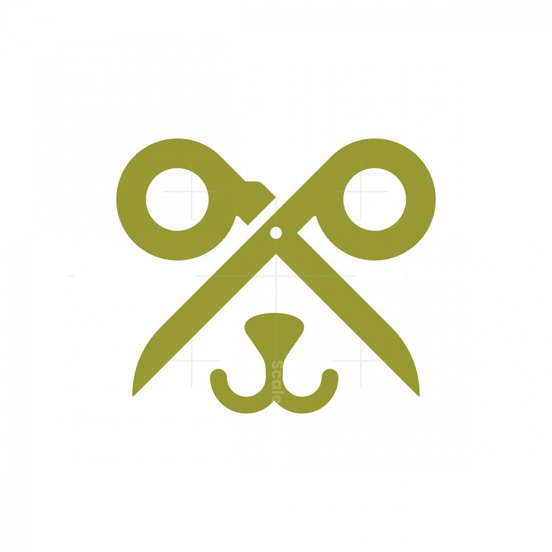 Animal Barber Logo