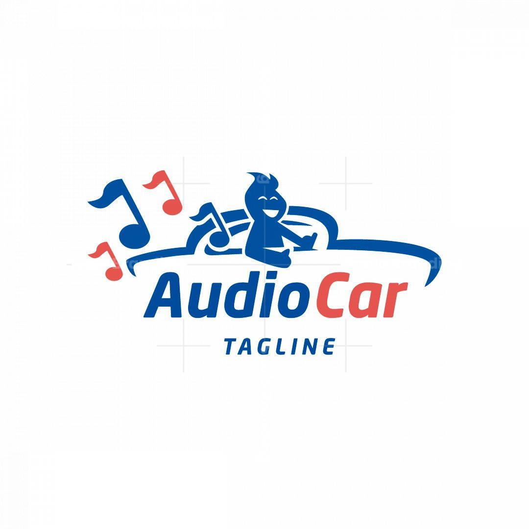 Audio Car Logo