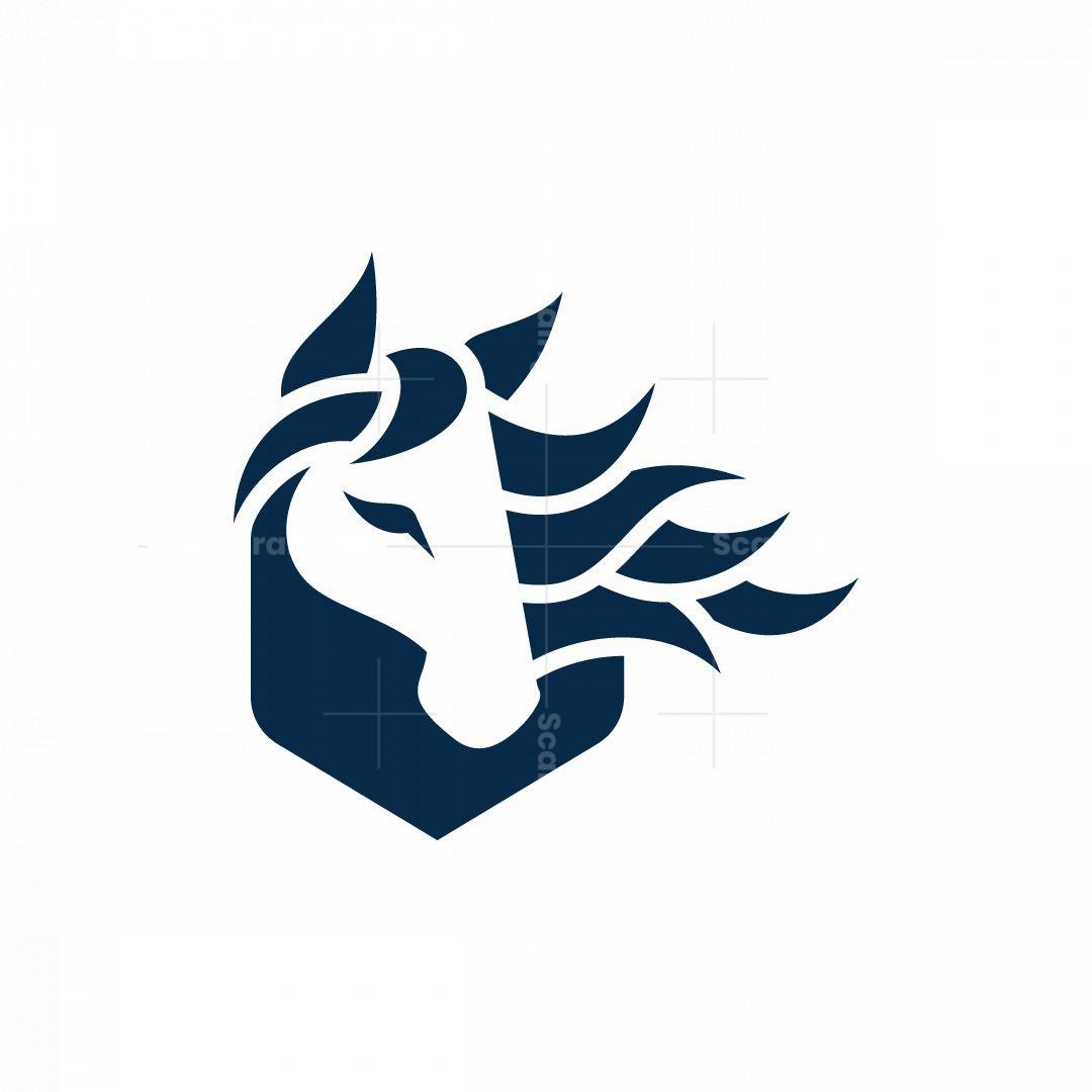 Beautiful Horse Logo