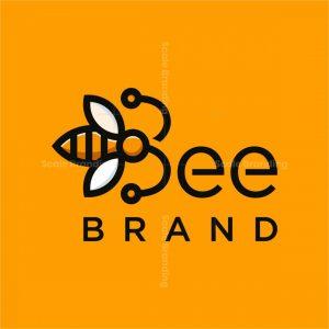 Bee Brand Logo
