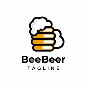 Bee Beer Logo