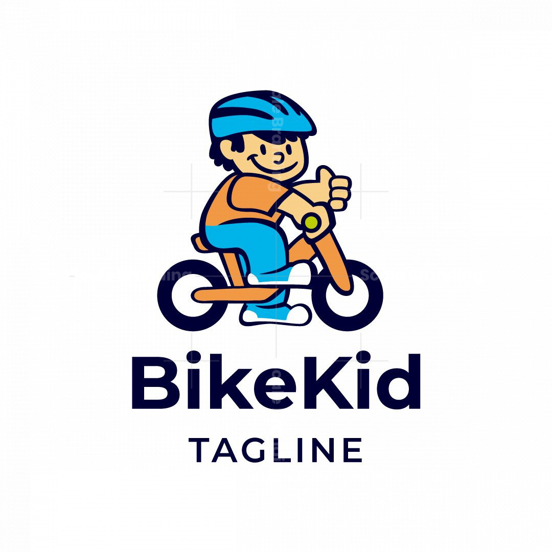 Bike Kid Logo