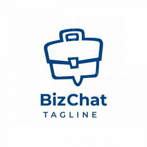 Biz Chat Logo