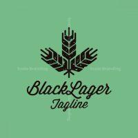 Black Lager Logo