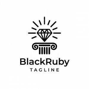 Black Ruby Logo
