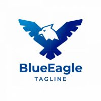 Blue Eagle Logo