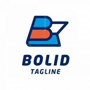 Bolid B Letter Logo
