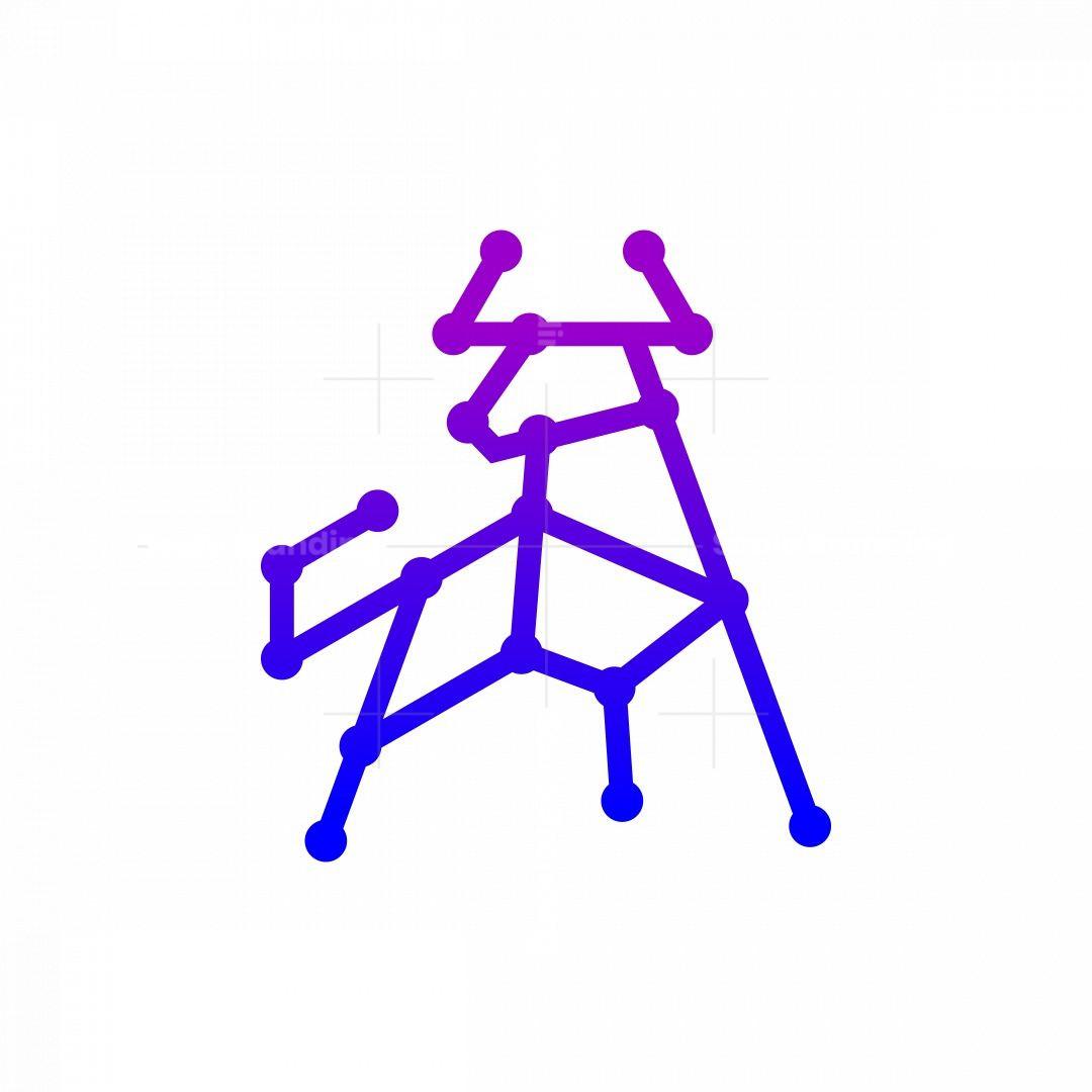 Bull Constellation Logo