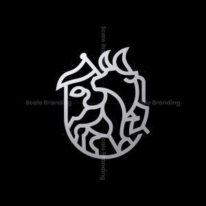 Bull Emblem Logo