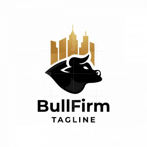 Bull Firm Logo