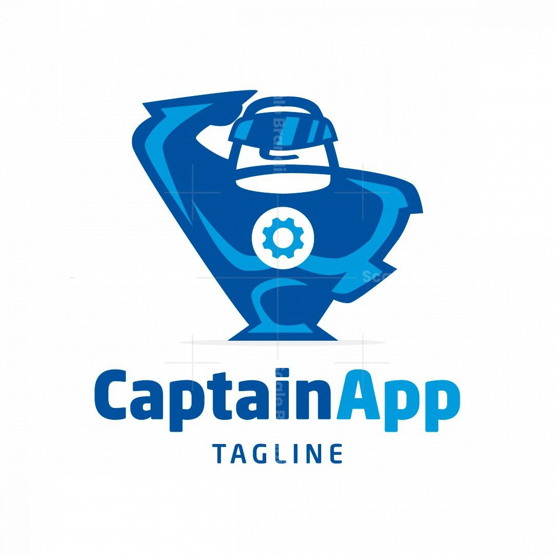 Captain App Logo