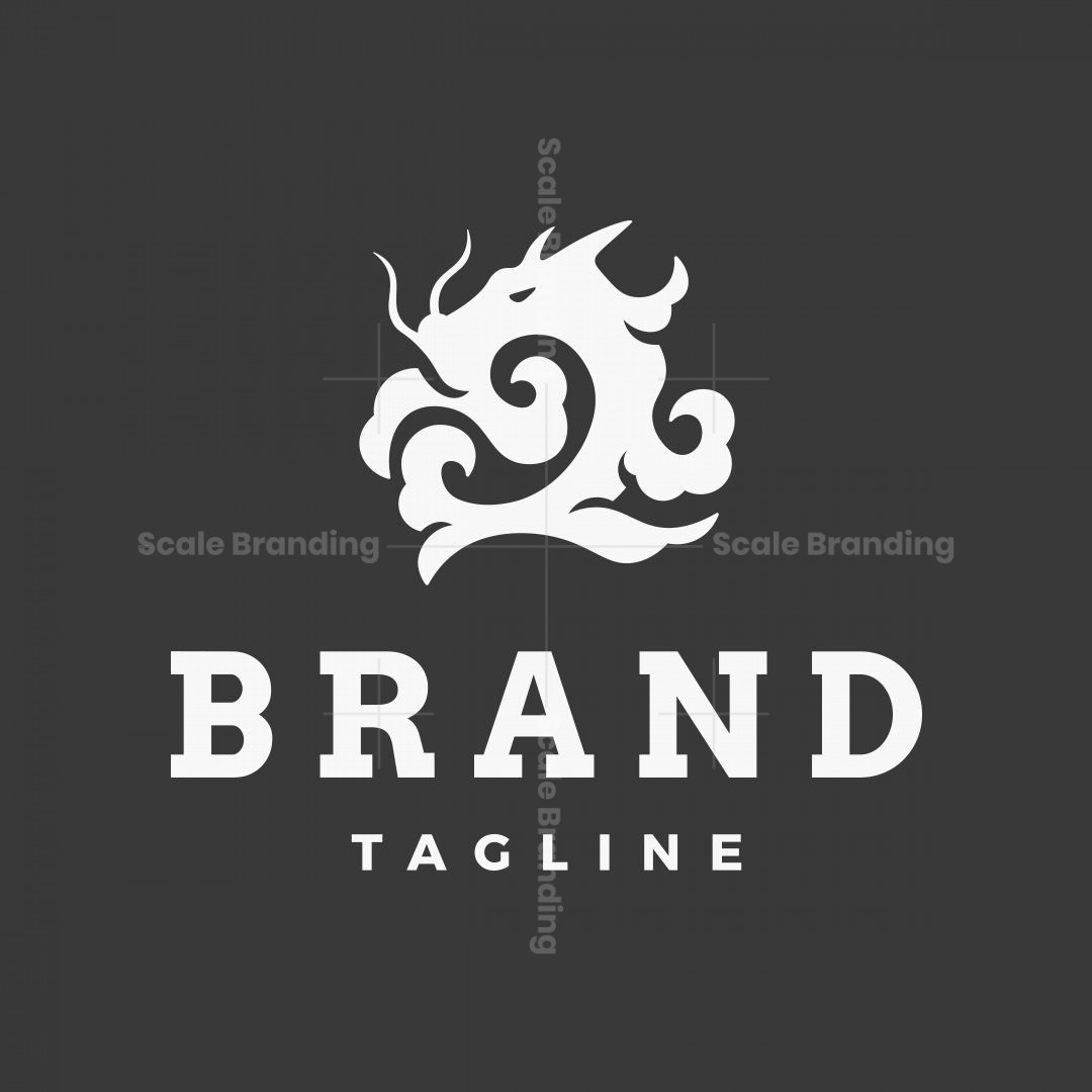 The Cloudy Dragon Logo