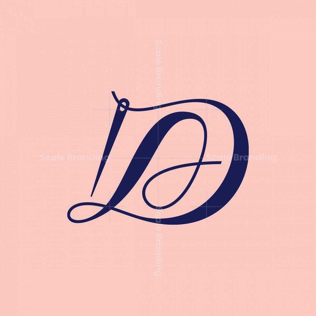 Da Initials Fashion Logo