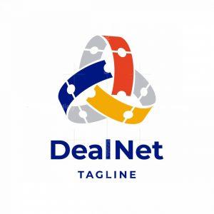 Deal Net Logo