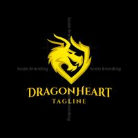Dragon Heart Logo