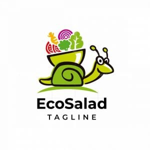 Eco Salad Logo