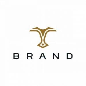 Elegant Letter T Logo