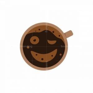Eye Wink Coffee Logo