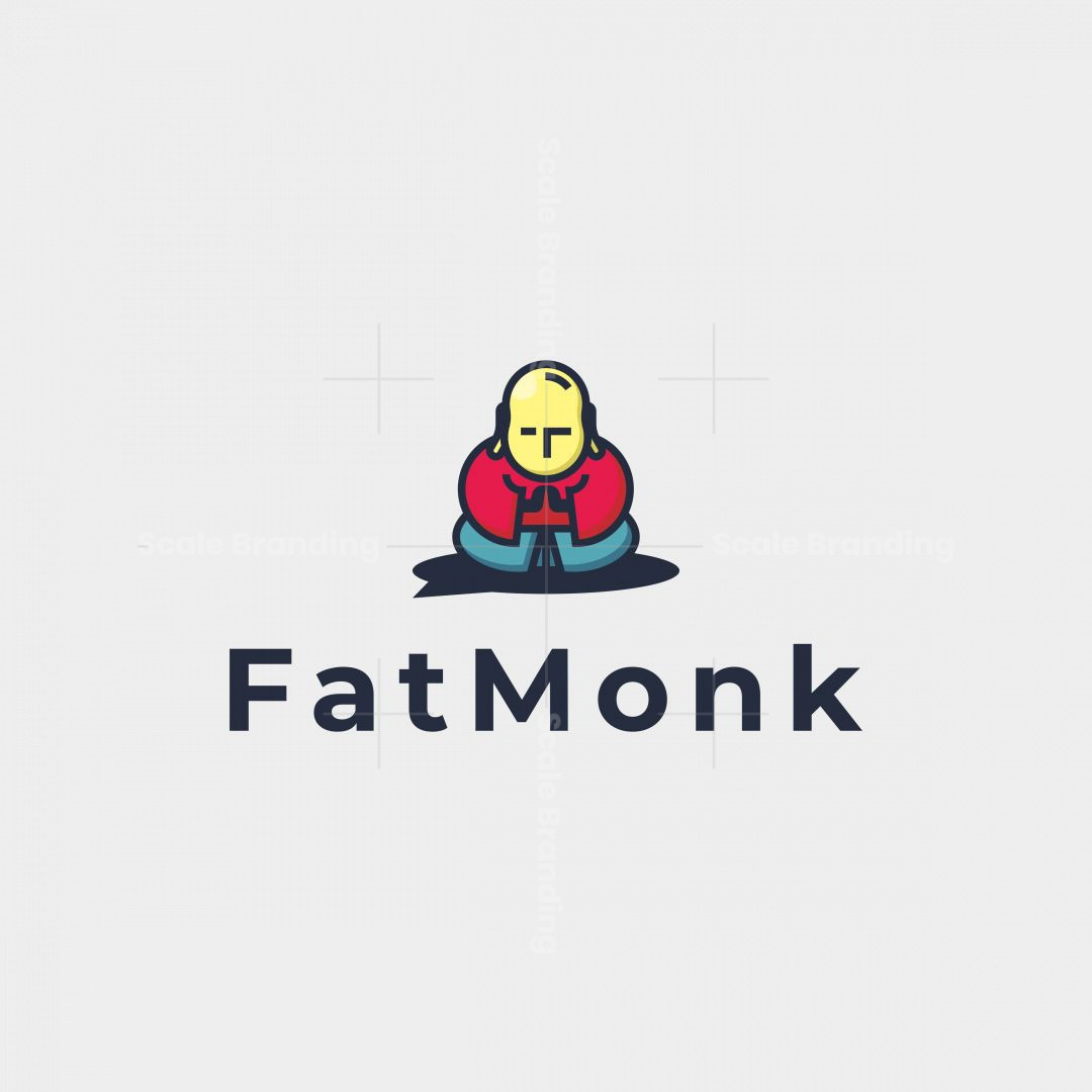 Fat Monk Logo