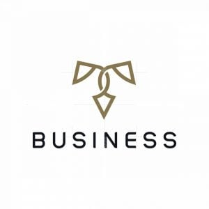 Fine Letter T Logo
