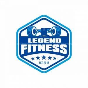 Fitness Legend Logo