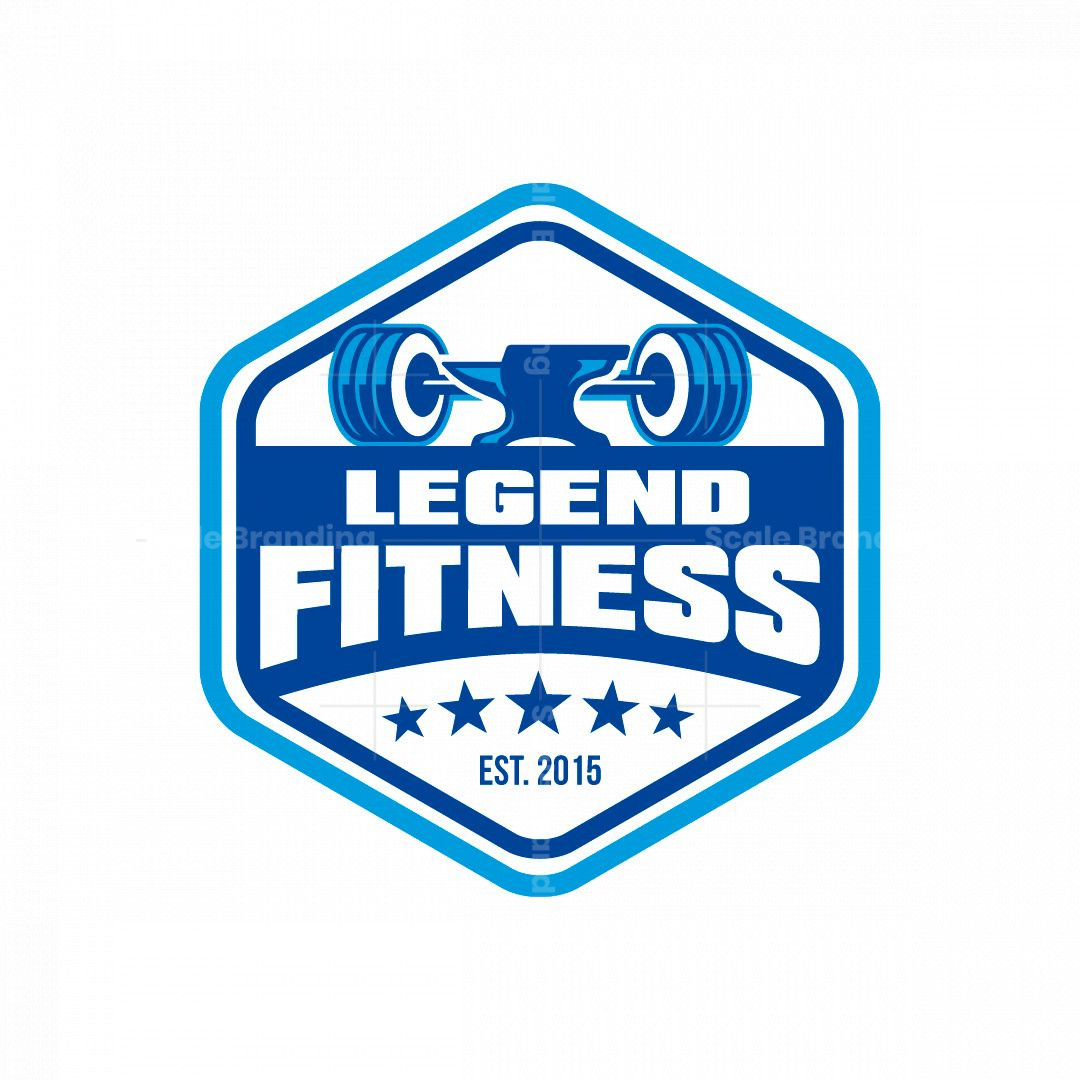 Fitness Legend Logo