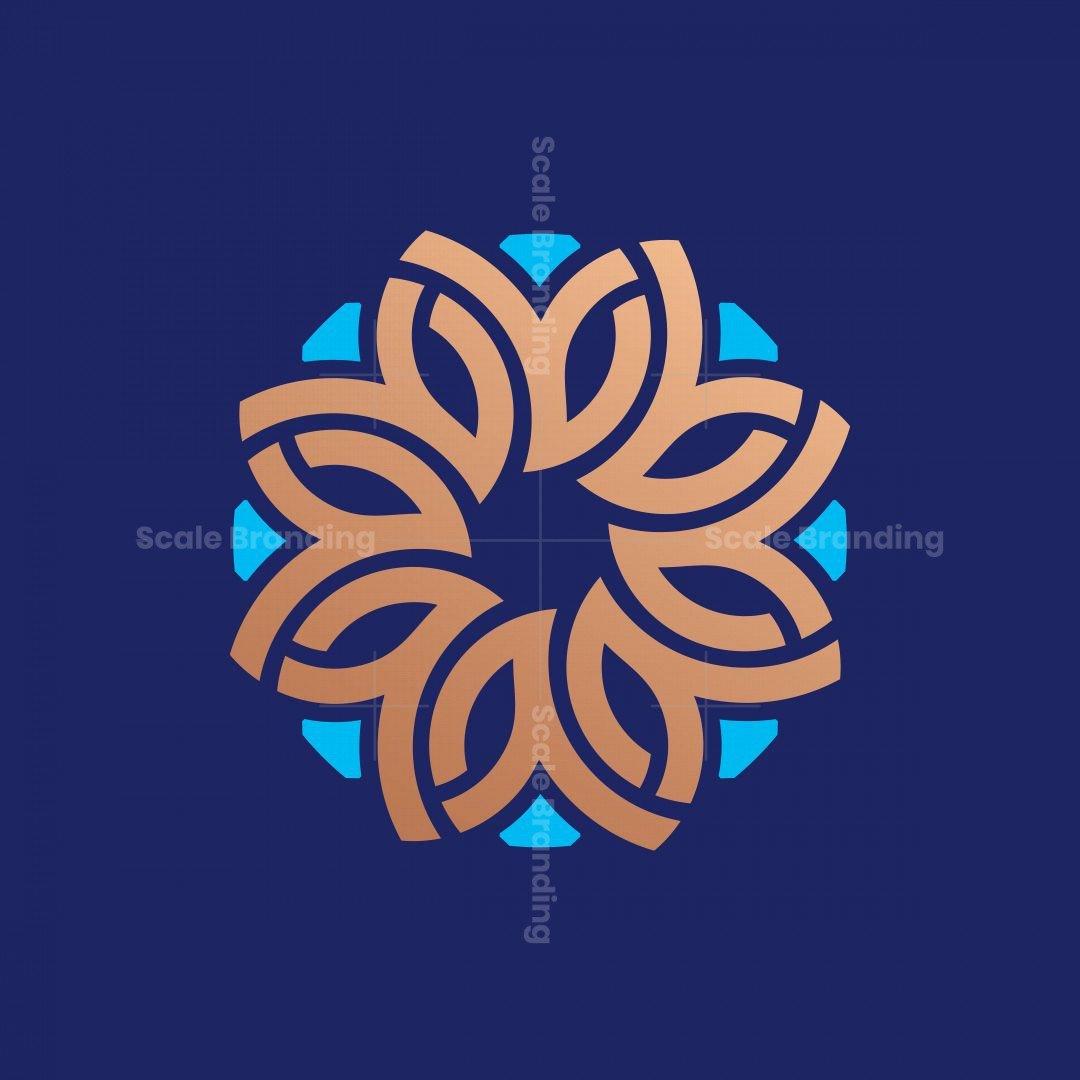 Floral Jewelry Logo