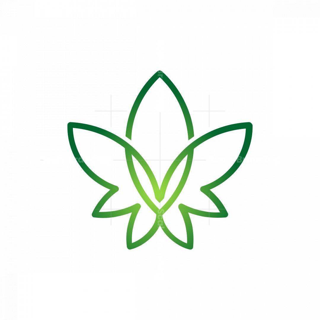 Flying Cannabis Logo