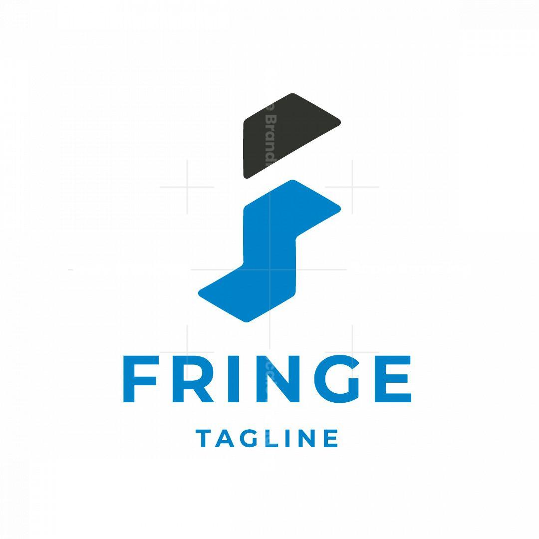 Fringe Letter F Logo