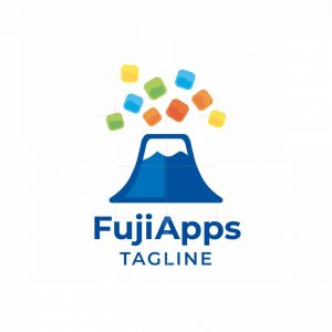 Fuji Apps Logo