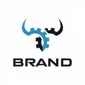 Gear Bull Logo
