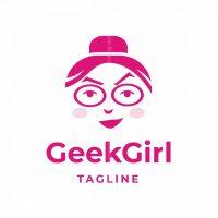 Geek Girl Logo