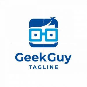 Geek Guy Logo