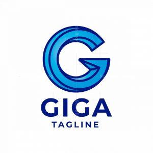 Giga G Letter Logo