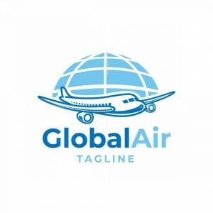 Global Air Logo