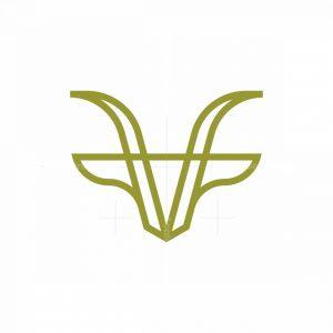 Goat Mark Logo