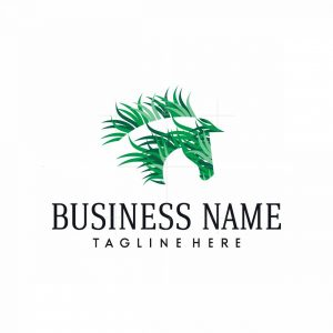 Grass Horse Logo
