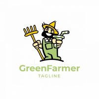 Green Farmer Logo