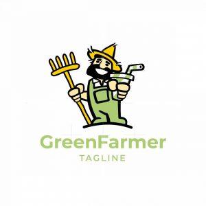 Green Farmer Logo