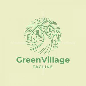 Green Village Logo