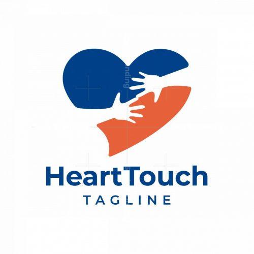 Heart Touch Logo