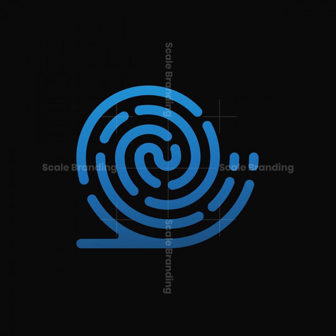 Snail Identity Logo
