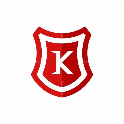 K Shield Logo