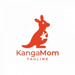 Kanga Mom Logo