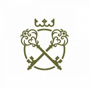 Key And Crown Logo.