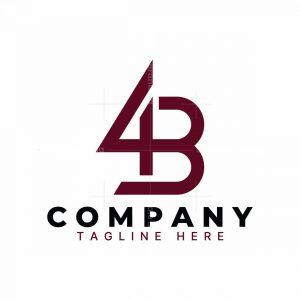 43 B Logo
