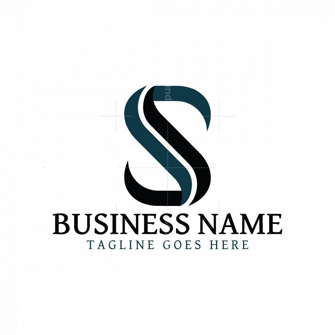 Letter S Stylish Logo