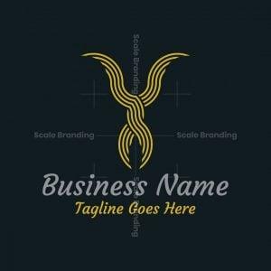 Letter Y Elegant Logo