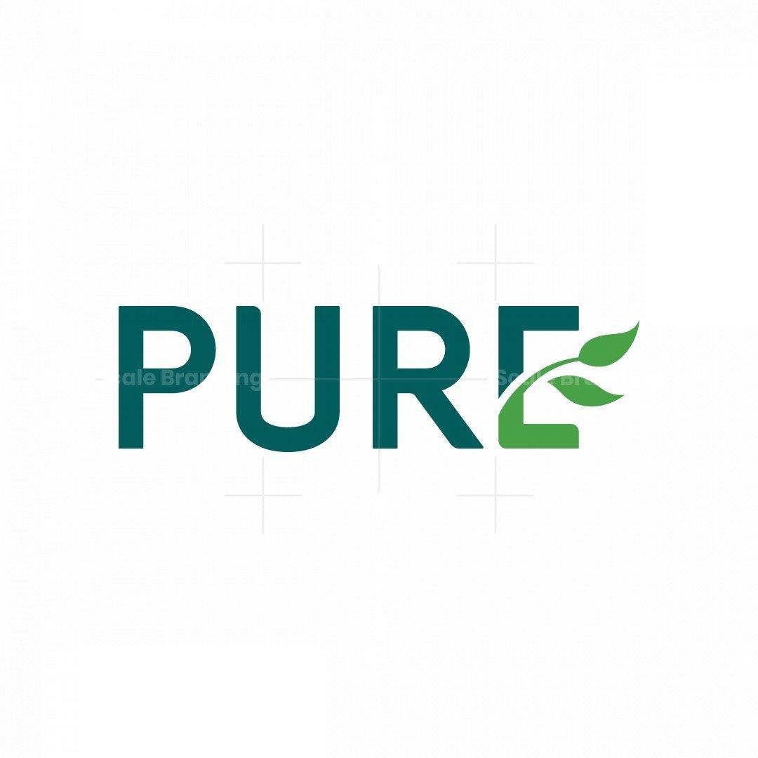 Leaf Pure Logo