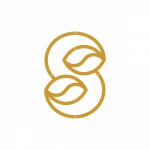 Letter S Coffee Logo